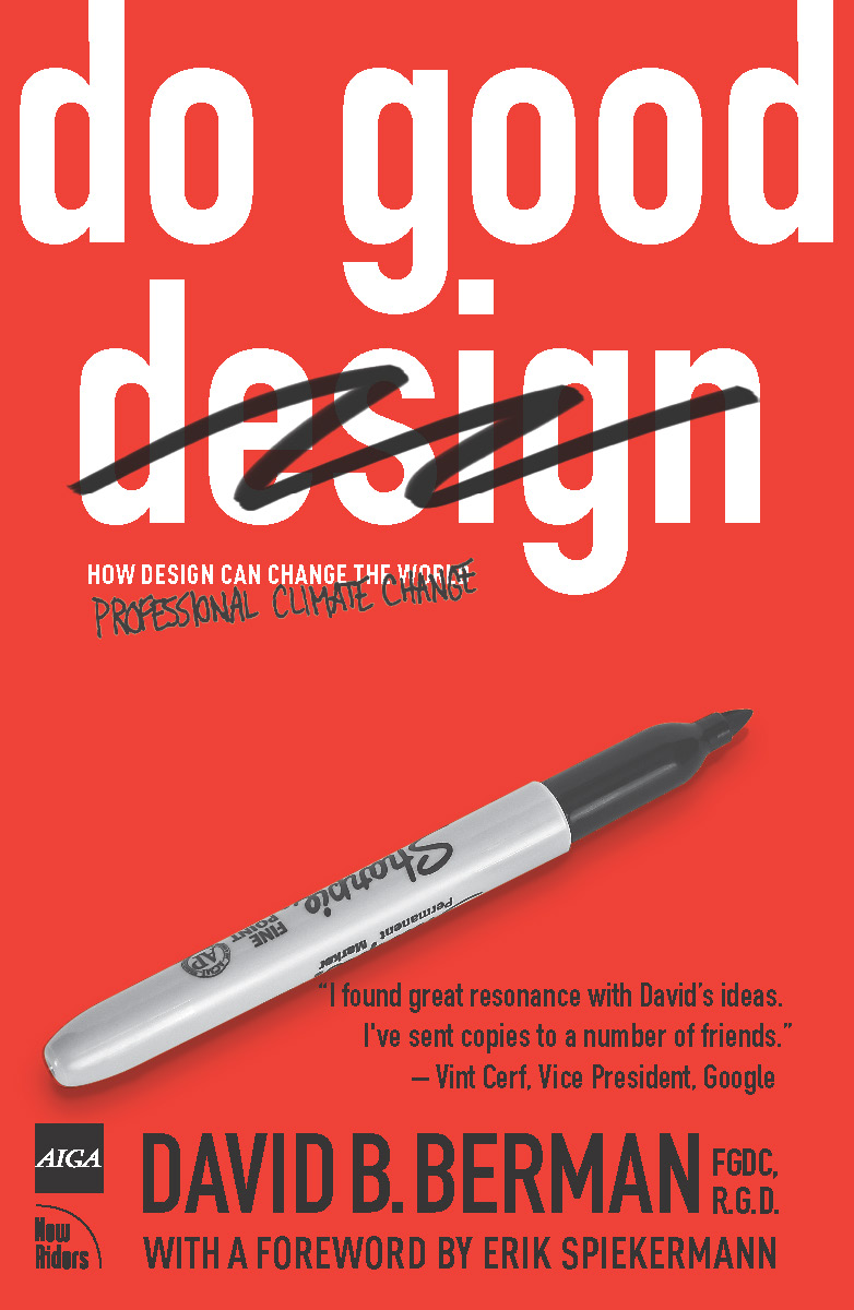 Do Good Design Book